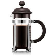 Bodum CAFFETTIERA Kaffeebereiter, 3 Tassen, 0,35l, schwarz