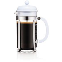 Bodum CAFFETTIERA Kaffeebereiter, 8 Tassen, 1,0 l, aus kunststoff blue moon