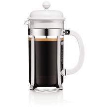 Bodum CAFFETTIERA Kaffeebereiter, 8 Tassen, 1,0 l, aus kunststoff schatten