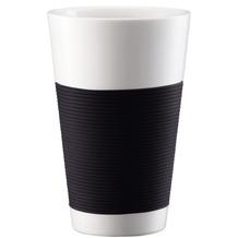 Bodum CANTEEN 2 Stück Tasse 0,35 l schwarz
