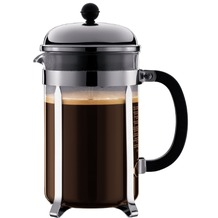 Bodum CHAMBORD Kaffeebereiter, 12 Tassen, 1.5 l glänzend