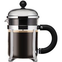 Bodum CHAMBORD Kaffeebereiter, 4 Tassen, 0.5 l schwarz