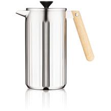 Bodum DOURO Kaffeebereiter, 8 Tassen, 1.0 l verchromt