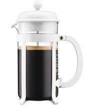 Bodum JAVA Kaffeebereiter, 8 Tassen, 1.0 l cremefarben