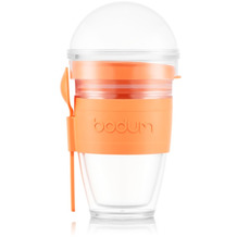 Bodum JOYCUP Müslibecher, 0,25l, orange