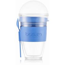 Bodum JOYCUP Müslibecher, 0,25l, blau