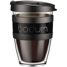 Bodum JOYCUP Travel Mug, 0.3 l schwarz