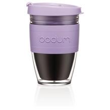 Bodum JOYCUP Travel Mug, Doppelwandig, Kunststoff, 0.25 l verbena