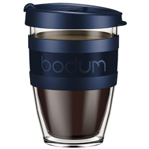 Bodum JOYCUP Travel Mug, Doppelwandig, Kunststoff, 0.3 l