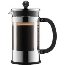 Bodum KENYA Kaffeebereiter, 8 Tassen, 1.0 l glänzend