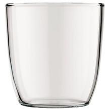 Bodum KVADRANT Trinkglas, 0.35 l transparent