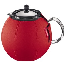 Bodum NERO Teewärmer zu Teebereiter 1.5 l rot