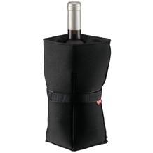 Bodum NERO Weinkühler mit Gelbeutel schwarz