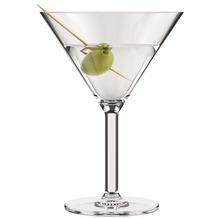 Bodum OKTETT 4 Martini-Gläser, Kunststoff, 0,18l transparent