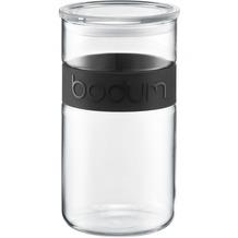 Bodum Vorratsglas PRESSO 2L schwarz