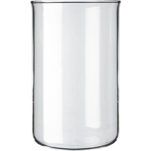 Bodum SPARE BEAKER Ersatzglas ohne Ausguss für Kaffeebereiter, 12 Tassen, 1.5 l transparent