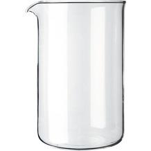 Bodum SPARE BEAKER Ersatzglas zu Kaffeebereiter 12 Tassen 1,5 l transparent