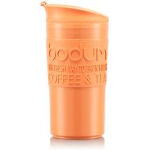 Bodum TRAVEL MUG Tasse, 0,35 Liter, orange