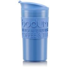 Bodum TRAVEL MUG Tasse, 0,35 Liter, blau