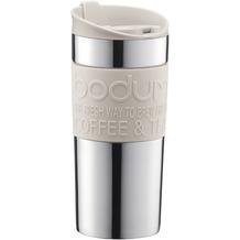 Bodum TRAVEL MUG Travel mug 0,35 l cremefarben