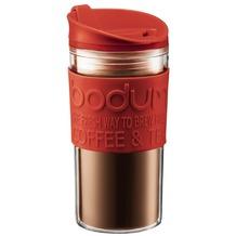 Bodum TRAVEL MUG Travel mug, 0.35 l rot