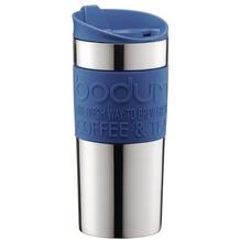 Bodum TRAVEL MUG Travel Mug, Doppelwandig, Edelstahl, 0.35 l