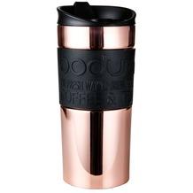 Bodum TRAVEL MUG Travel Mug, Edelstahl, doppelwandig, 0.35 l kupfer