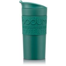 Bodum TRAVEL MUG Vakuum-Reisetasse, klein, 0,35 Liter, rostfreier Stahl, grün