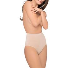 Body Wrap Bauchweg Unterhose Figurformende Unterwäsche Miederhose nahtlose Figurformung Haut L (42)