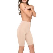 Body Wrap Miederhose Bauchweg Unterhose Body Shaper Unterwäsche nahtlose Figurformung Haut L (42)