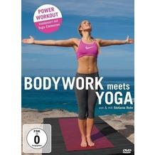 Bodywork meets Yoga - Power Workout mit Yoga-Elementen [DVD]