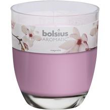 Bolsius Duftglas gefüllt 120 x 100 mm Magnolie