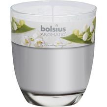 Bolsius Duftglas gefüllt 120 x 100 mm Maiglöckchen