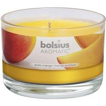 Bolsius Duftglas gefüllt 63 x 90 mm Mango