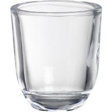 Bolsius Glasleuchter für runde Votive 65 x 58 mm transparent