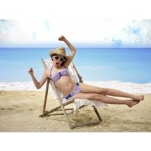 Boobs&Bloomers Bandeau bikini colorfull mandala leave print L