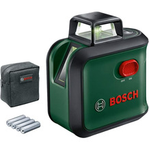 Bosch AdvancedLevel 360 Kreuzlinienlaser