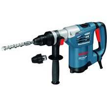 Bosch Bohrhammer mit SDS-plus GBH 4-32 DFR, mit Schnellspannbohrfutter, Handwerkkoffer