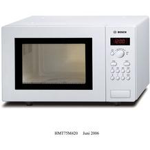 Bosch HMT75M421 Mikrowelle weiß, 17 Liter