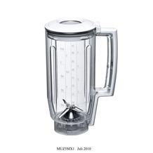 Bosch MUZ5MX1 Mixer-Aufsatz weiß/ transparent Für MUM 5...