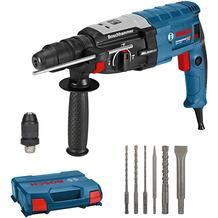 Bosch Professional Bohrhammer GBH 2-28 F (inkl. 6tlg. Bohr-Meißel-Set, SDS-plus, in L-Case)