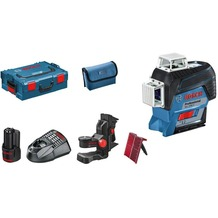 Bosch Professional Linienlaser rot GLL 3-80 C