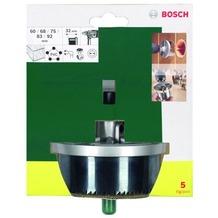 Bosch Sägekranz-Set, 5-teilig, 60 - 92 mm