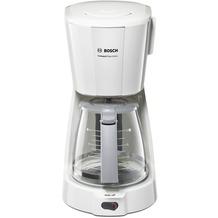 Bosch TKA3A031 Filter-Kaffeemaschine CompactClass Extra Primärfarbe: weiß, Sekundärfarbe: Hellgrau