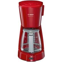 Bosch TKA3A034 Filter-Kaffeemaschine CompactClass Extra Primärfarbe: rot, Sekundärfarbe: Hellgrau
