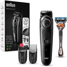 Braun BT5242 Barttrimmer und Haarschneider