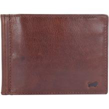 Braun Büffel Arezzo Kreditkartenetui RFID Leder 12 cm tabak