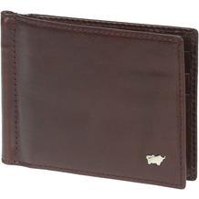 Braun Büffel Basic Dollarclipbörse II Leder 12 cm palisandro