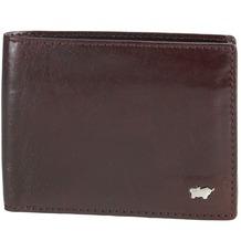 Braun Büffel Basic Geldbörse I Leder 11,5 cm cognac