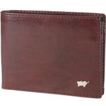 Braun Büffel Basic Geldbörse Leder 11 cm palisandro